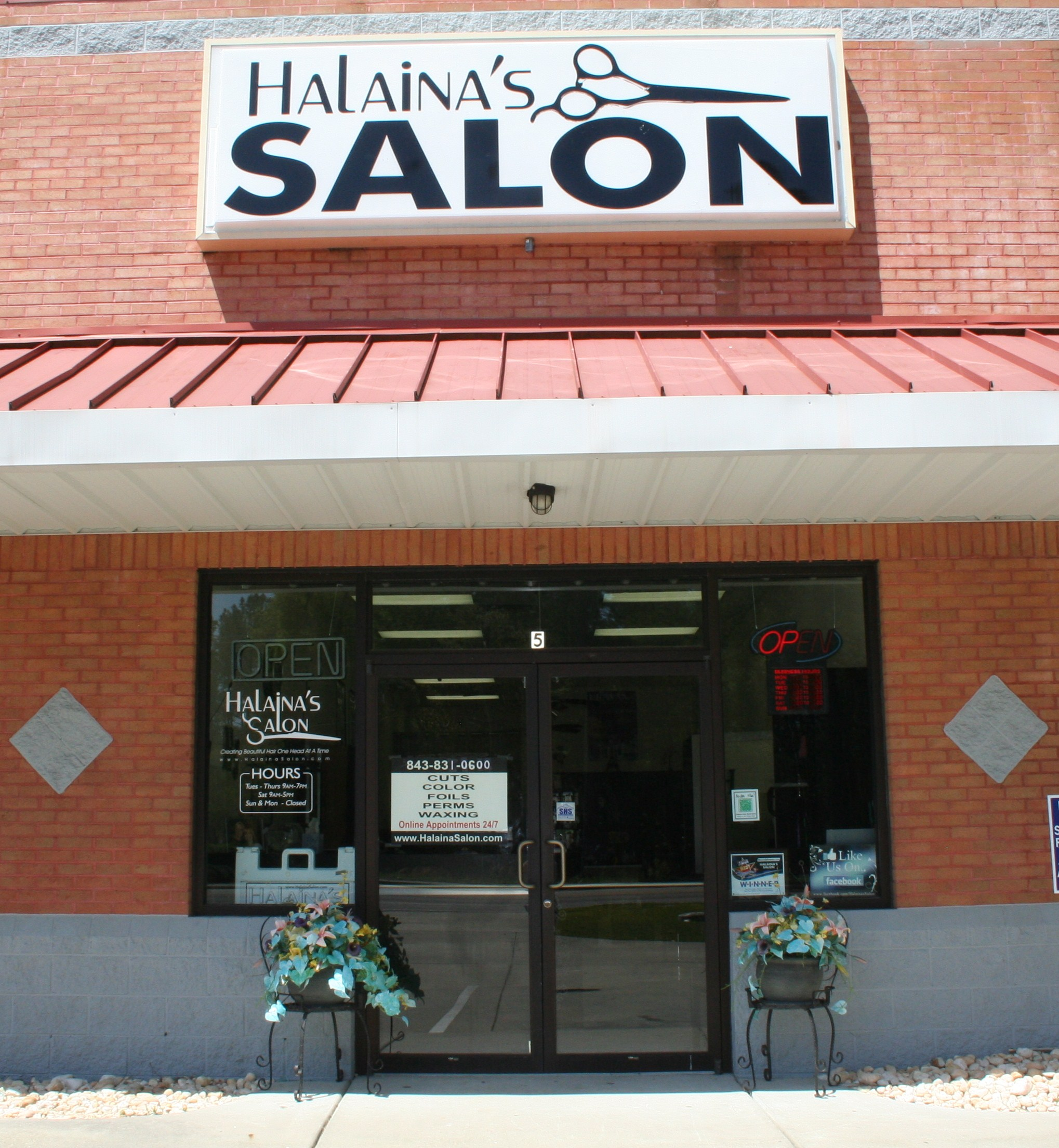 Halainacauble Hair Stylists In Myrtle Beach Sc
